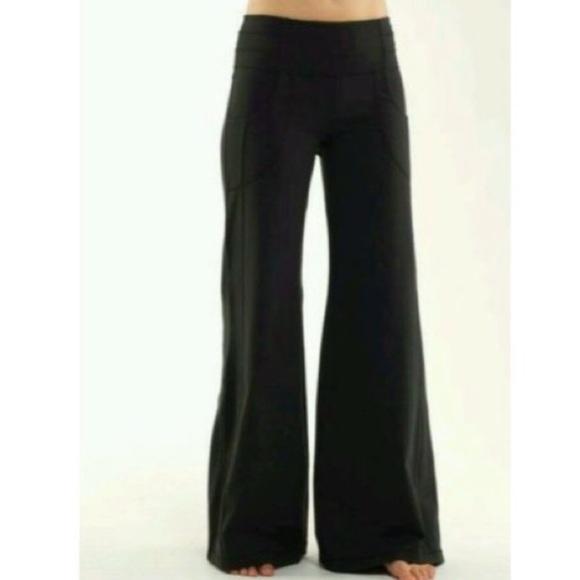 lululemon athletica Pants - Lululemon Wide Leg Yoga Pant